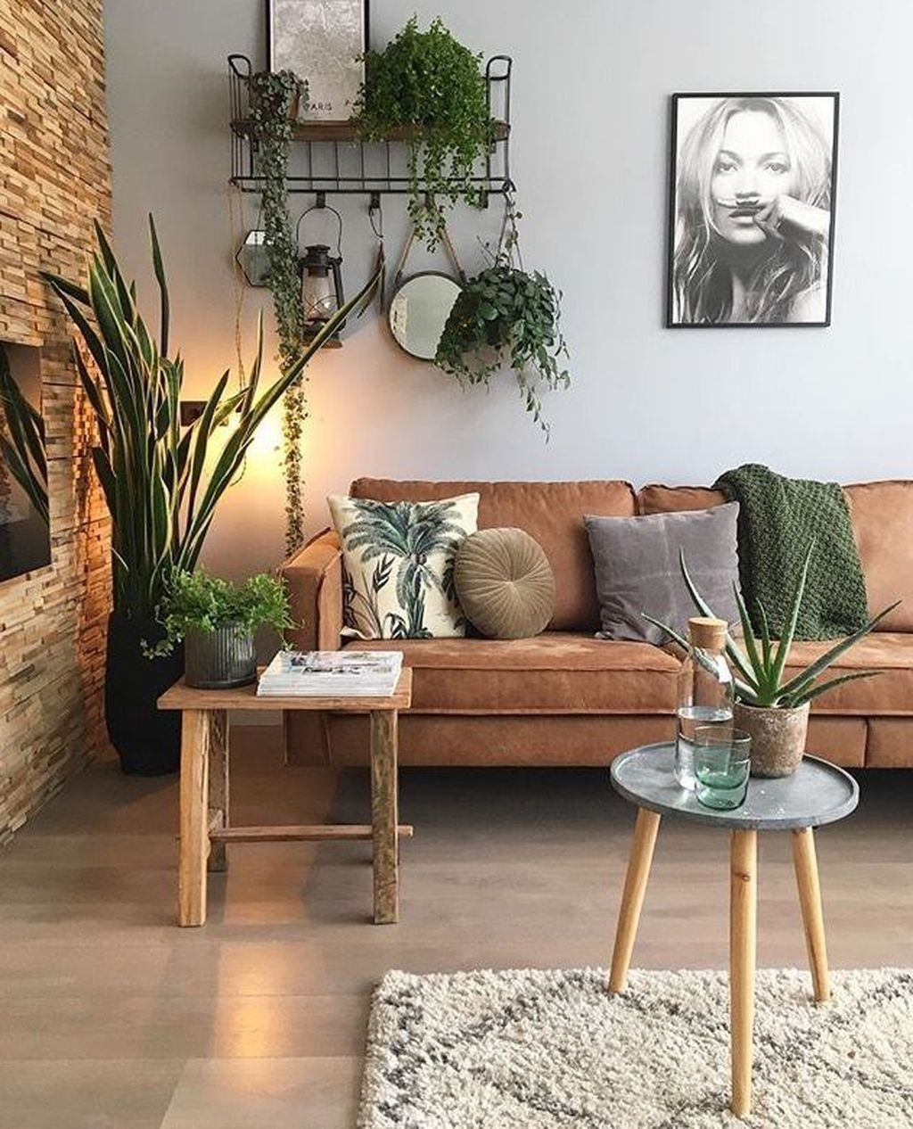 Amazing Vintage Living Room Decor Ideas 07