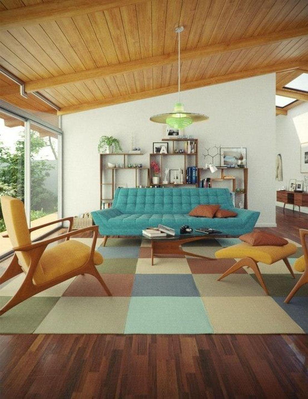 Amazing Vintage Living Room Decor Ideas 08