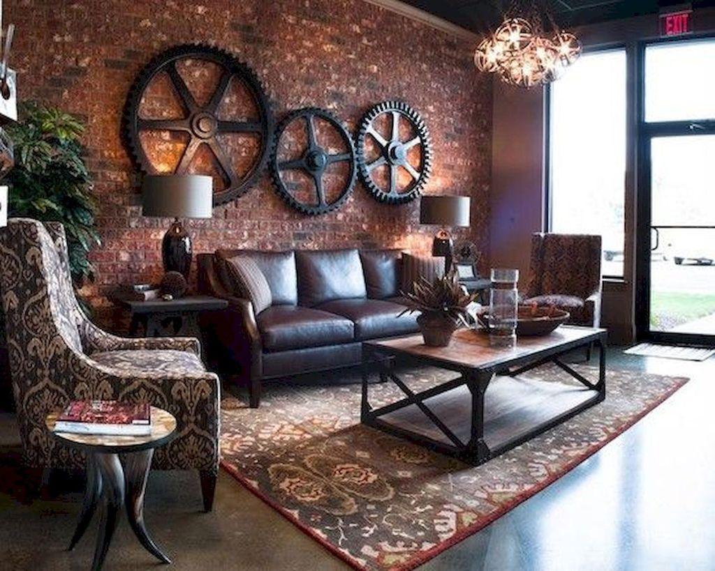 Amazing Vintage Living Room Decor Ideas 13