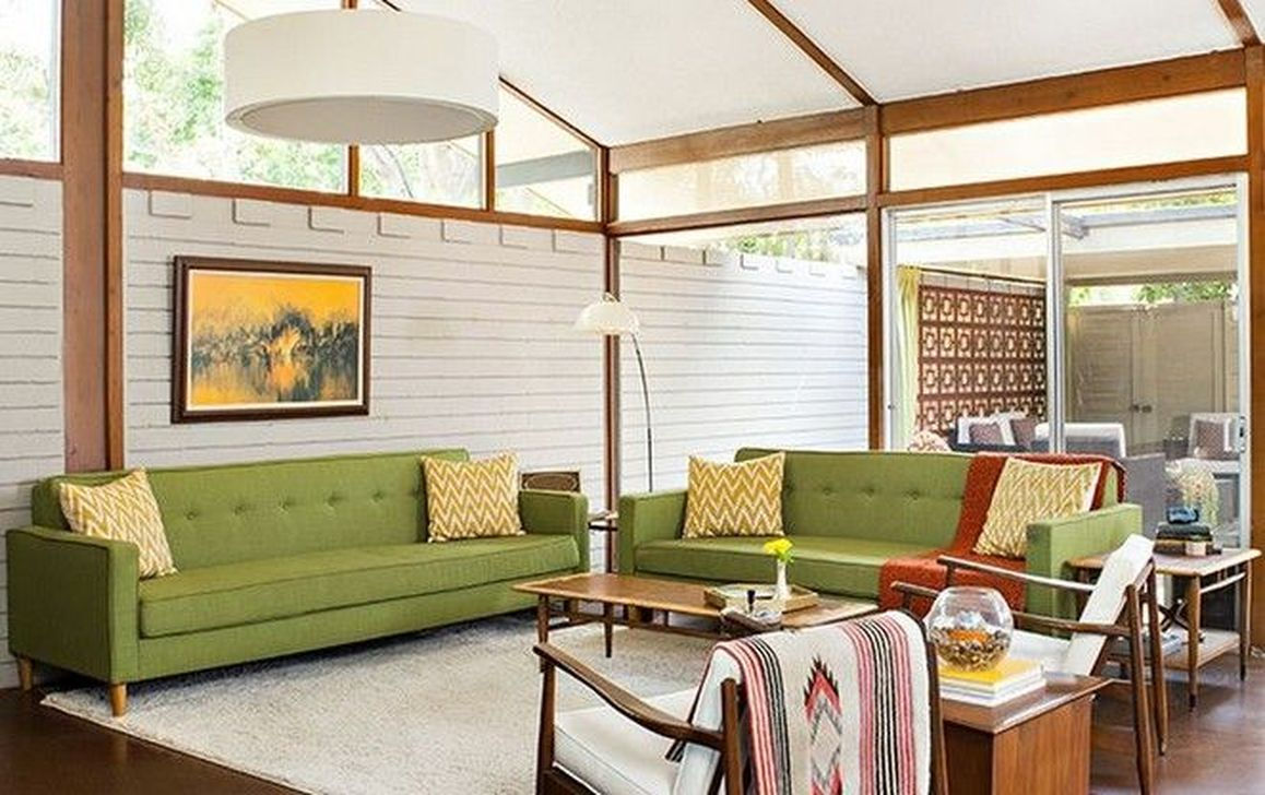 Amazing Vintage Living Room Decor Ideas 14