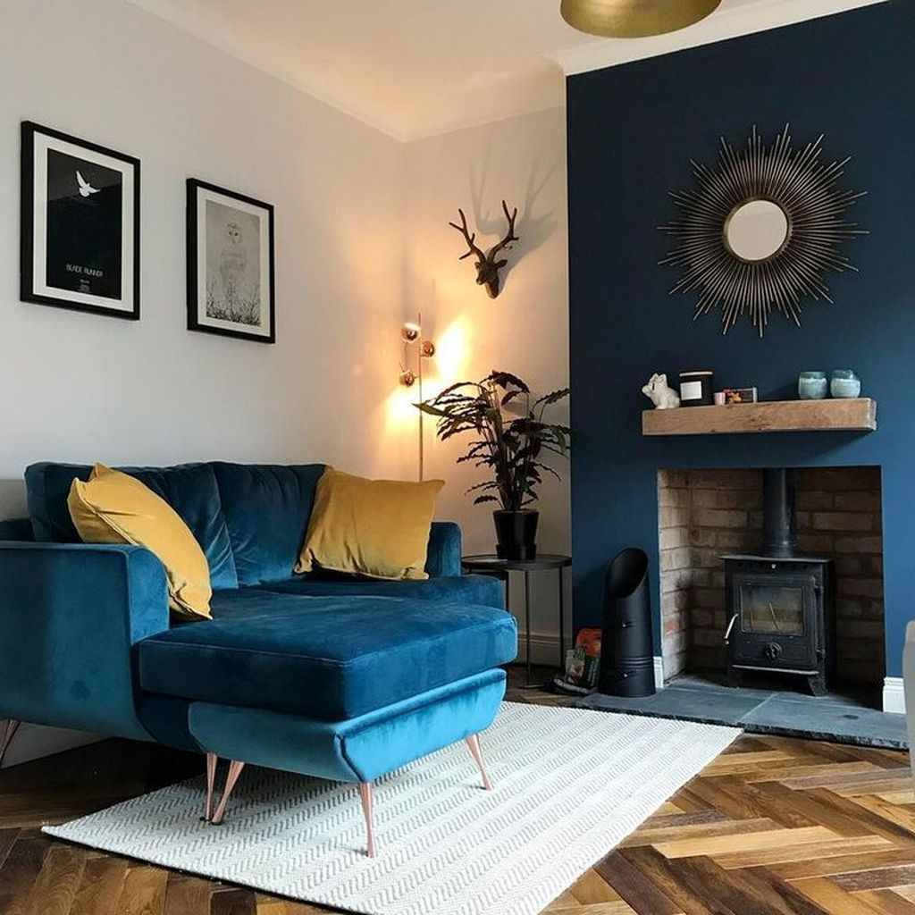 Amazing Vintage Living Room Decor Ideas 17