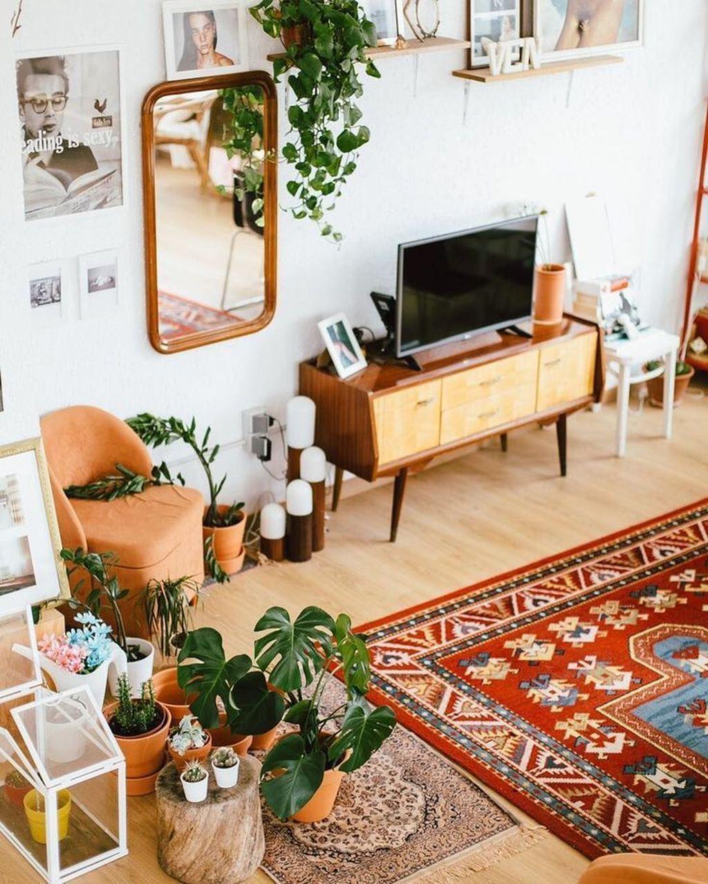 Amazing Vintage Living Room Decor Ideas 18