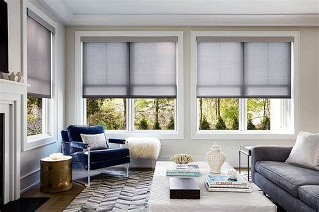 Awesome Wood Shades For Windows Ideas 17