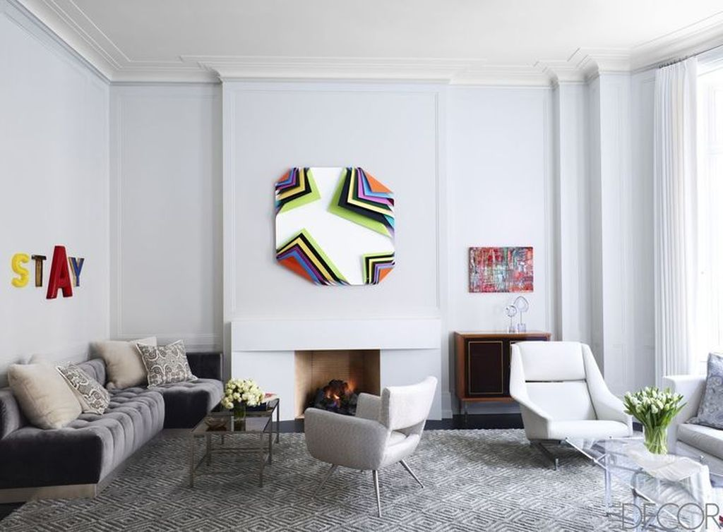 Fabulous Family Friendly Living Room Decoration Ideas 03
