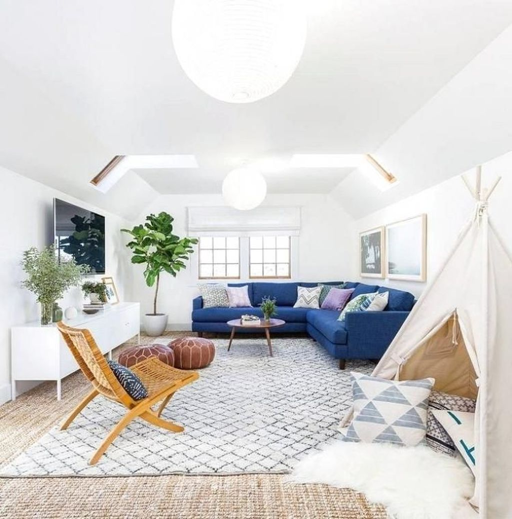 Fabulous Family Friendly Living Room Decoration Ideas 15