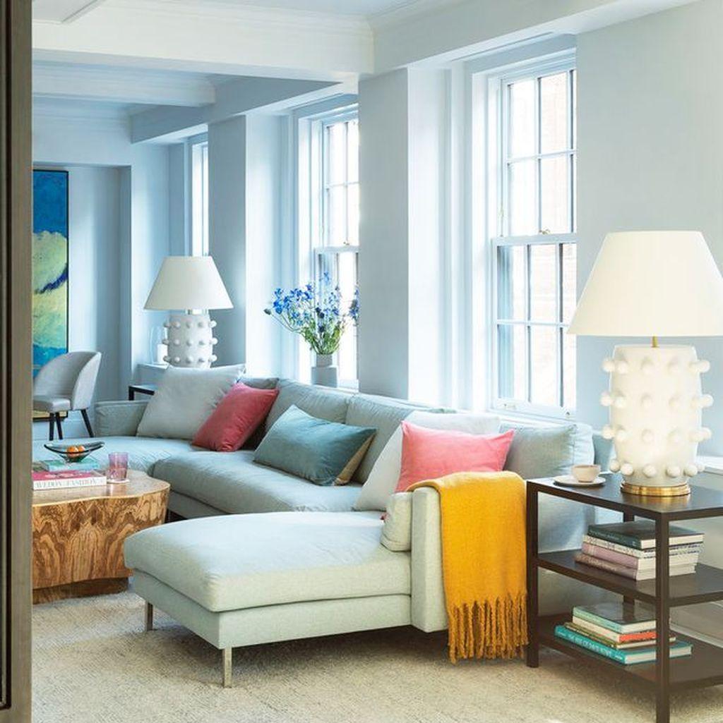 Fabulous Family Friendly Living Room Decoration Ideas 22