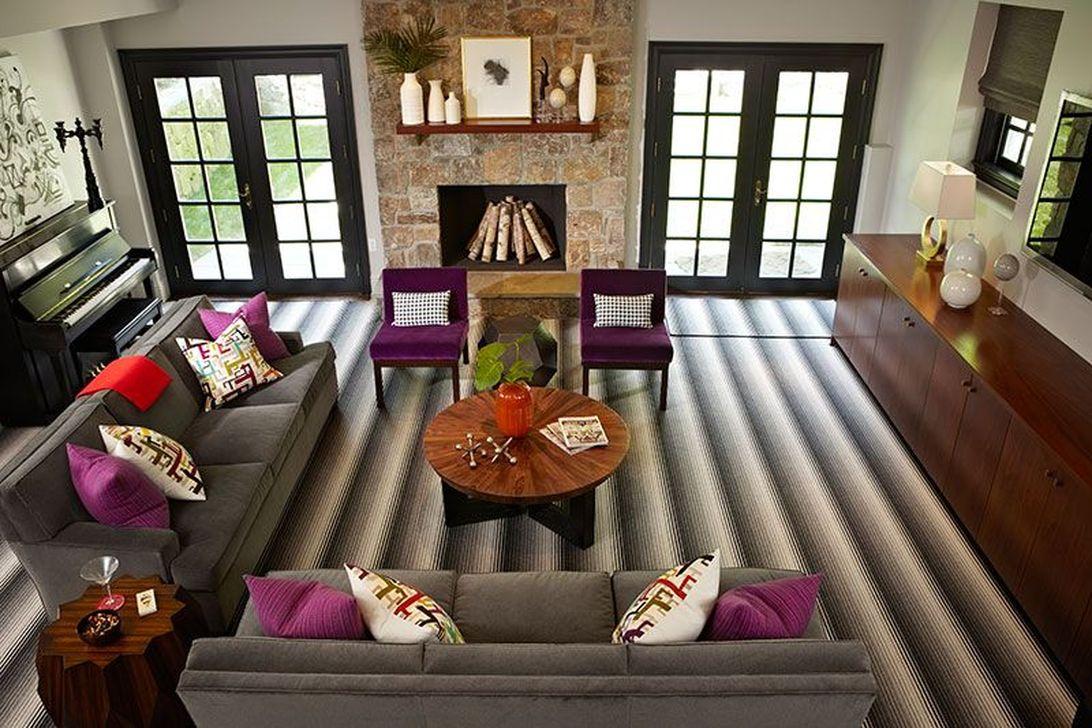 Fabulous Family Friendly Living Room Decoration Ideas 24