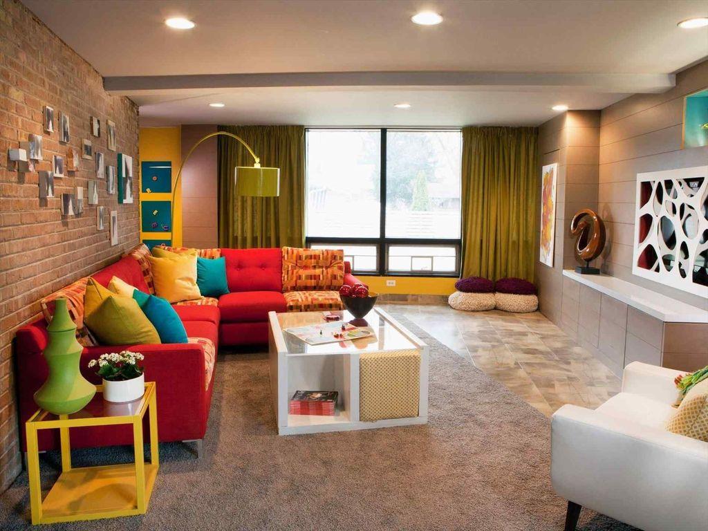 Fabulous Family Friendly Living Room Decoration Ideas 30
