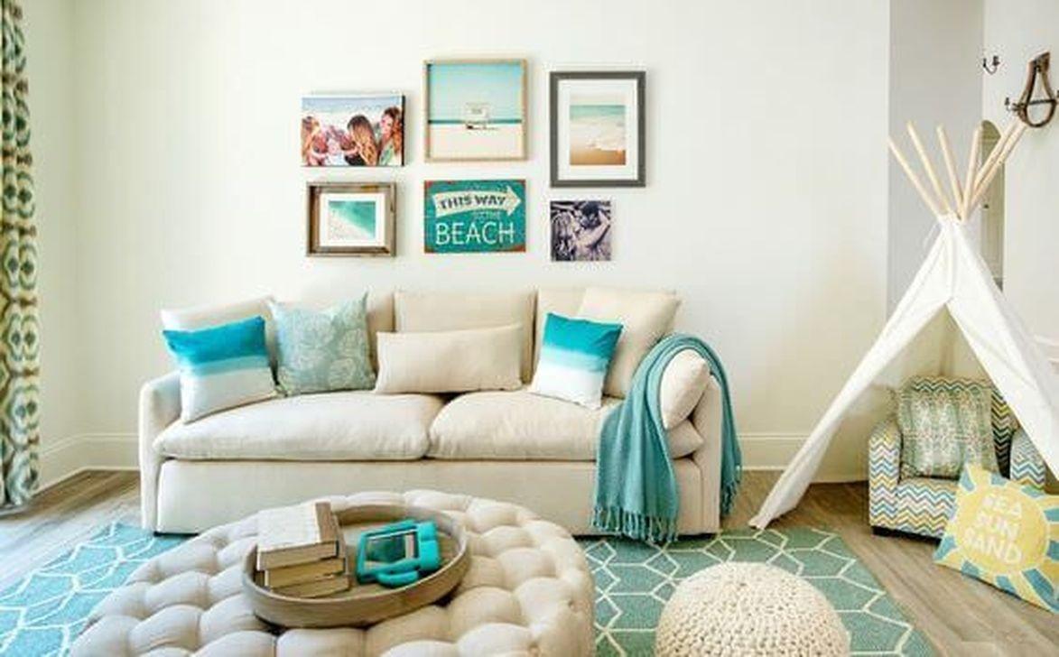 Fabulous Family Friendly Living Room Decoration Ideas 34