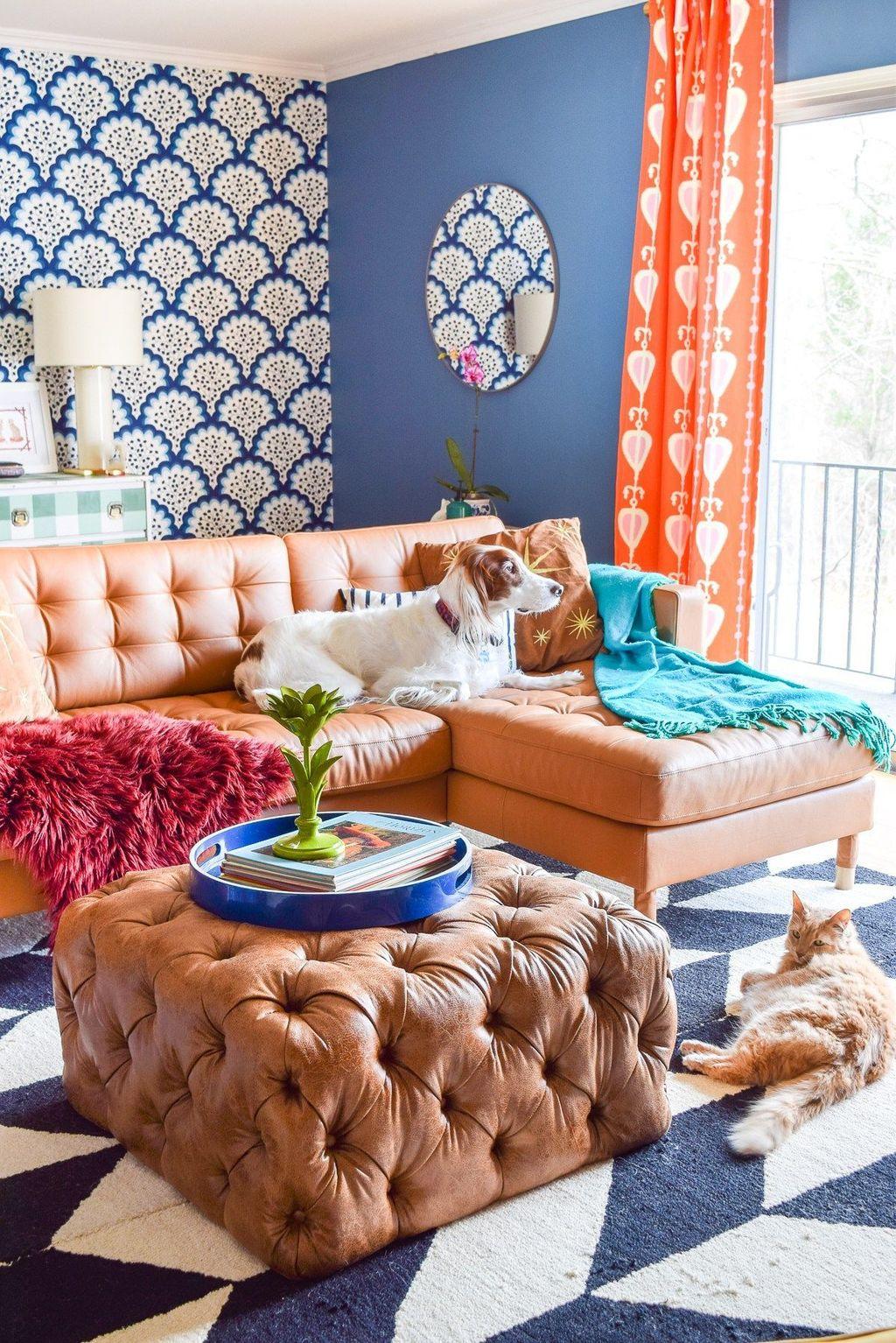 Fabulous Family Friendly Living Room Decoration Ideas 35
