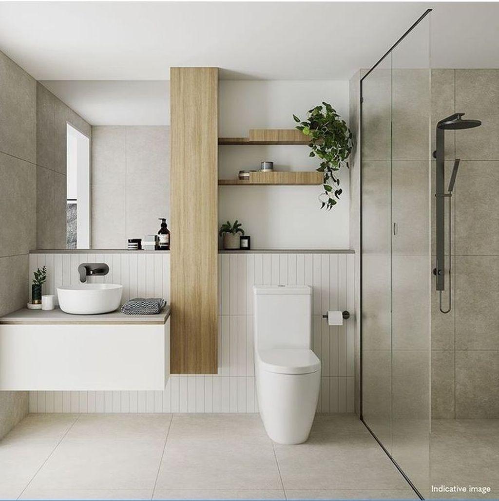 Fabulous Minimalist Bathroom Decor Ideas That Become Everyones Dream 02