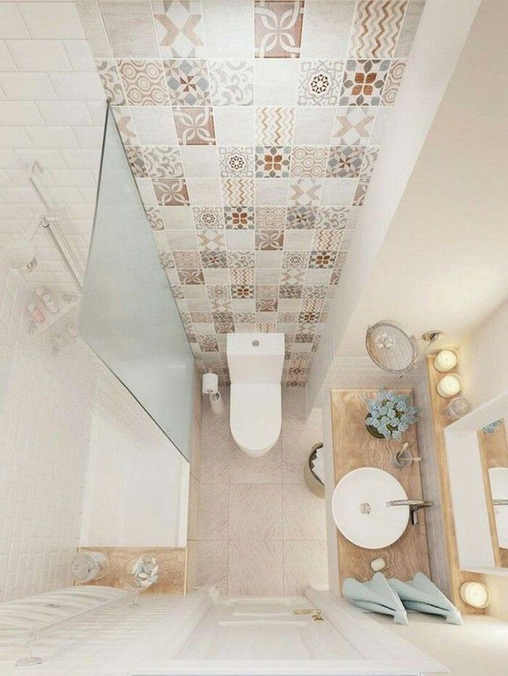 Fabulous Minimalist Bathroom Decor Ideas That Become Everyones Dream 16