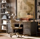 Gorgeous Home Office Design Ideas For Men 19