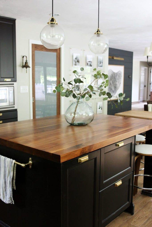 Gorgeous Kitchen Countertops Design Ideas 09