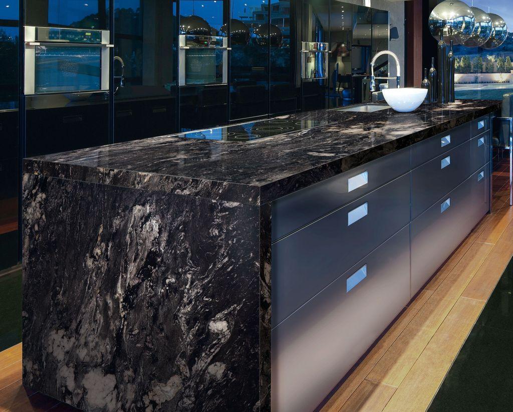 Gorgeous Kitchen Countertops Design Ideas 32