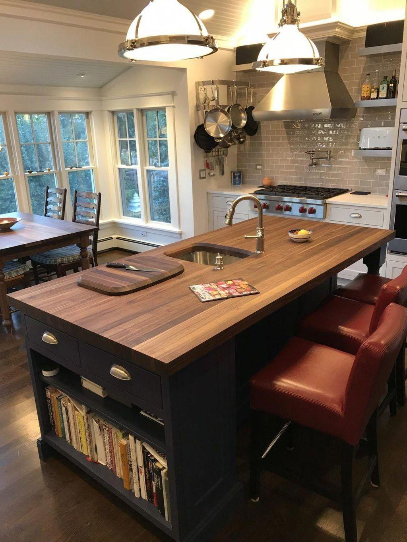 Gorgeous Kitchen Countertops Design Ideas 33