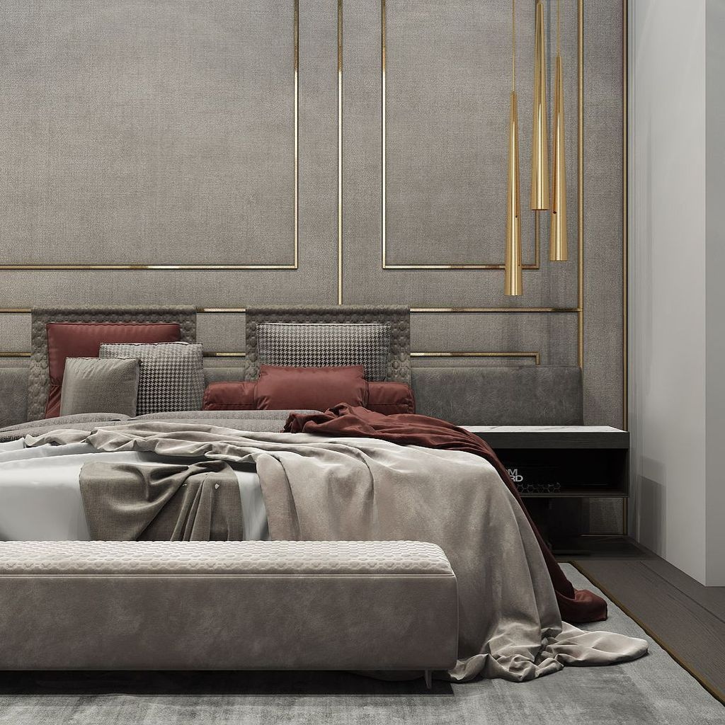 Incredible Modern Bedroom Design Ideas 13