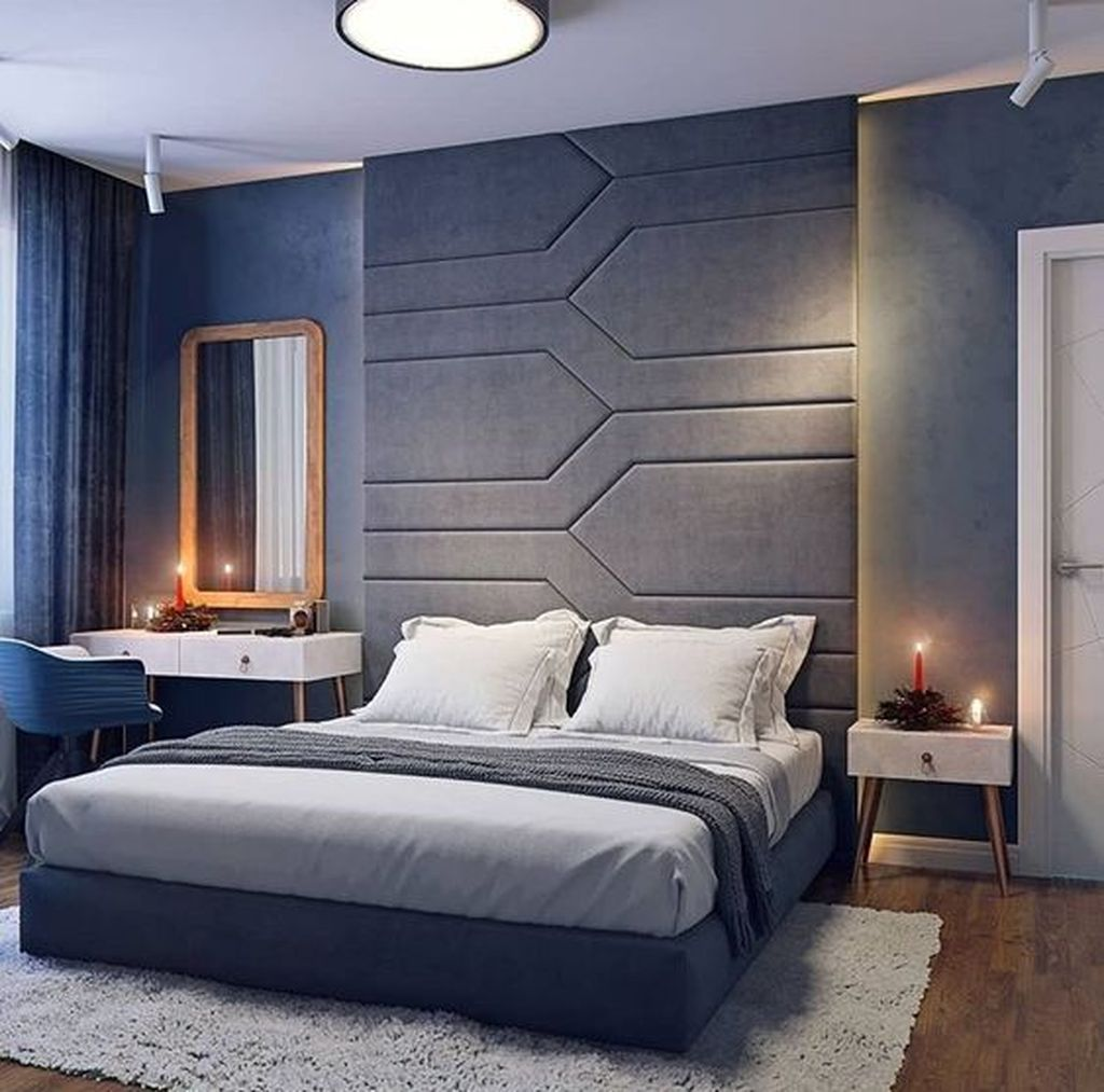 Incredible Modern Bedroom Design Ideas 19