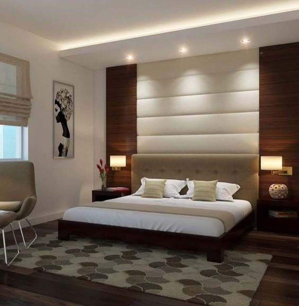 Incredible Modern Bedroom Design Ideas 20