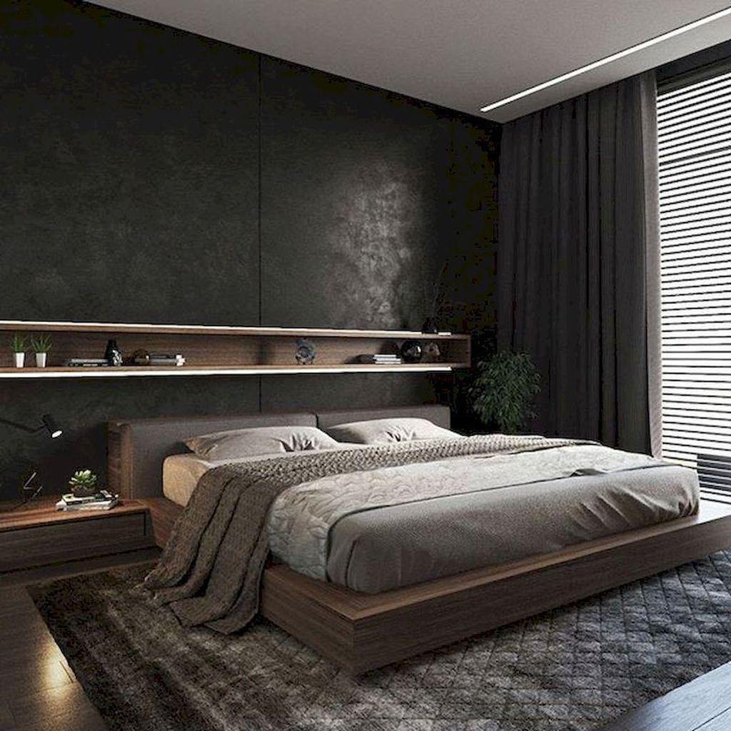Incredible Modern Bedroom Design Ideas 23