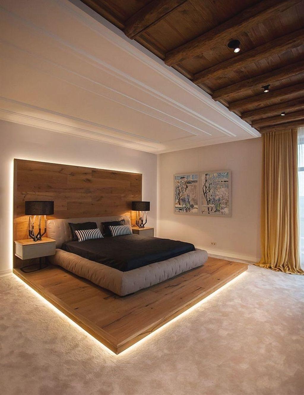 Incredible Modern Bedroom Design Ideas 31