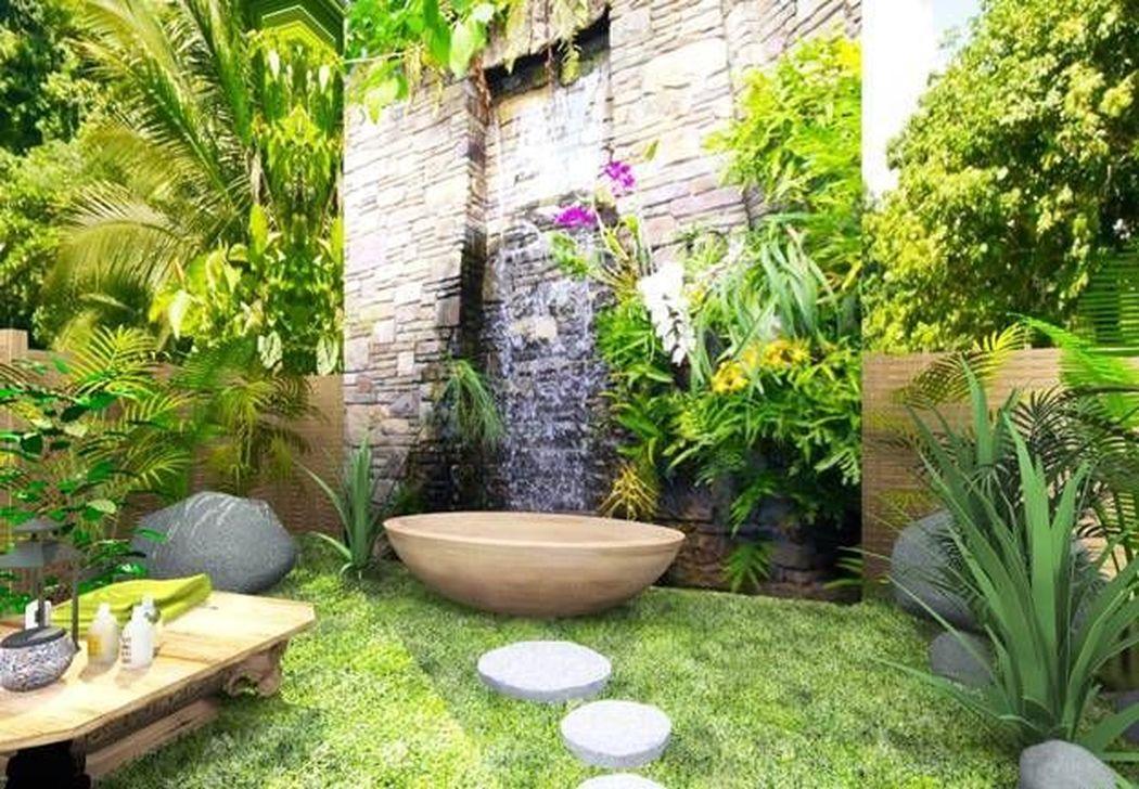 Inspiring Jungle Bathroom Decor Ideas 03