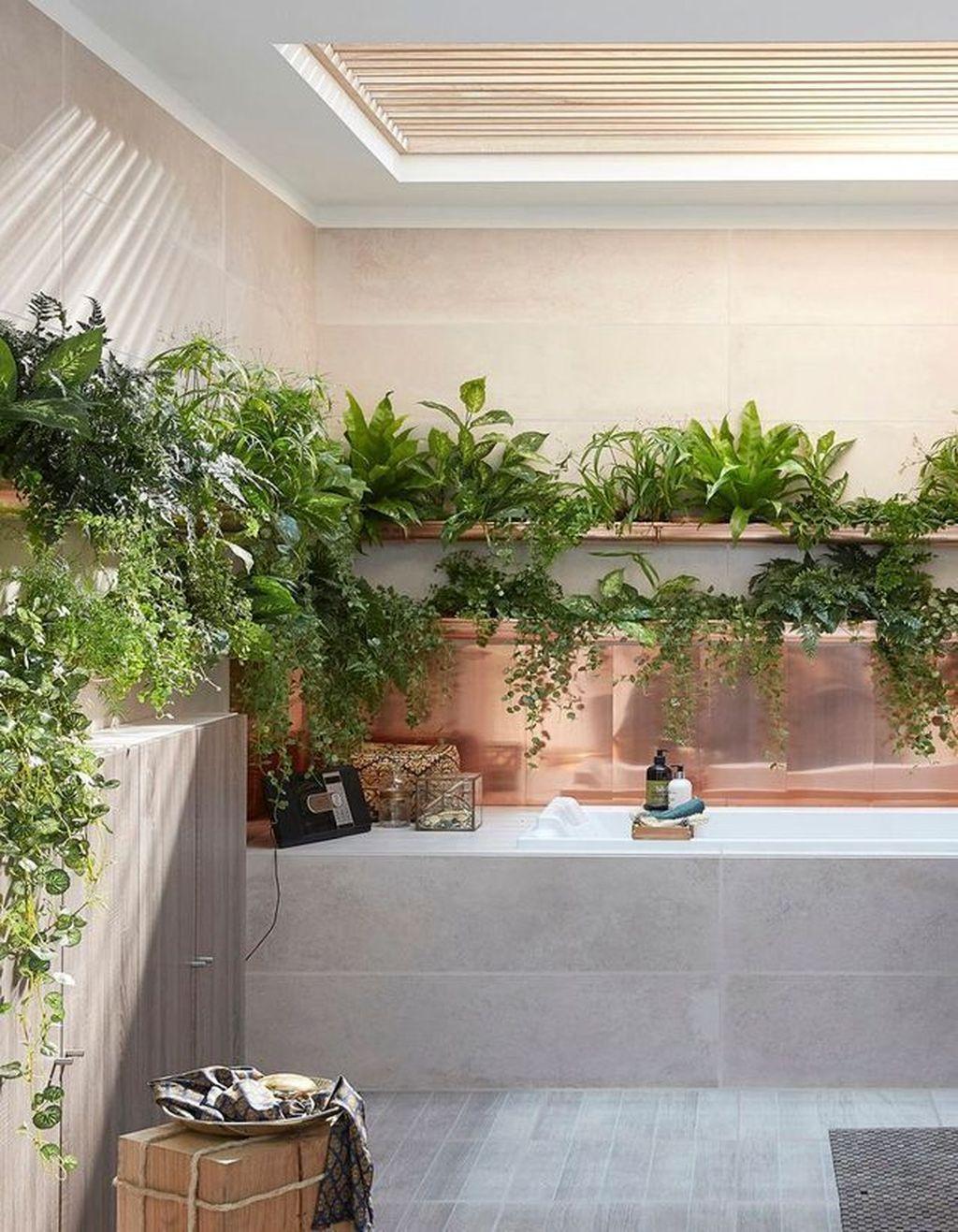 Inspiring Jungle Bathroom Decor Ideas 09