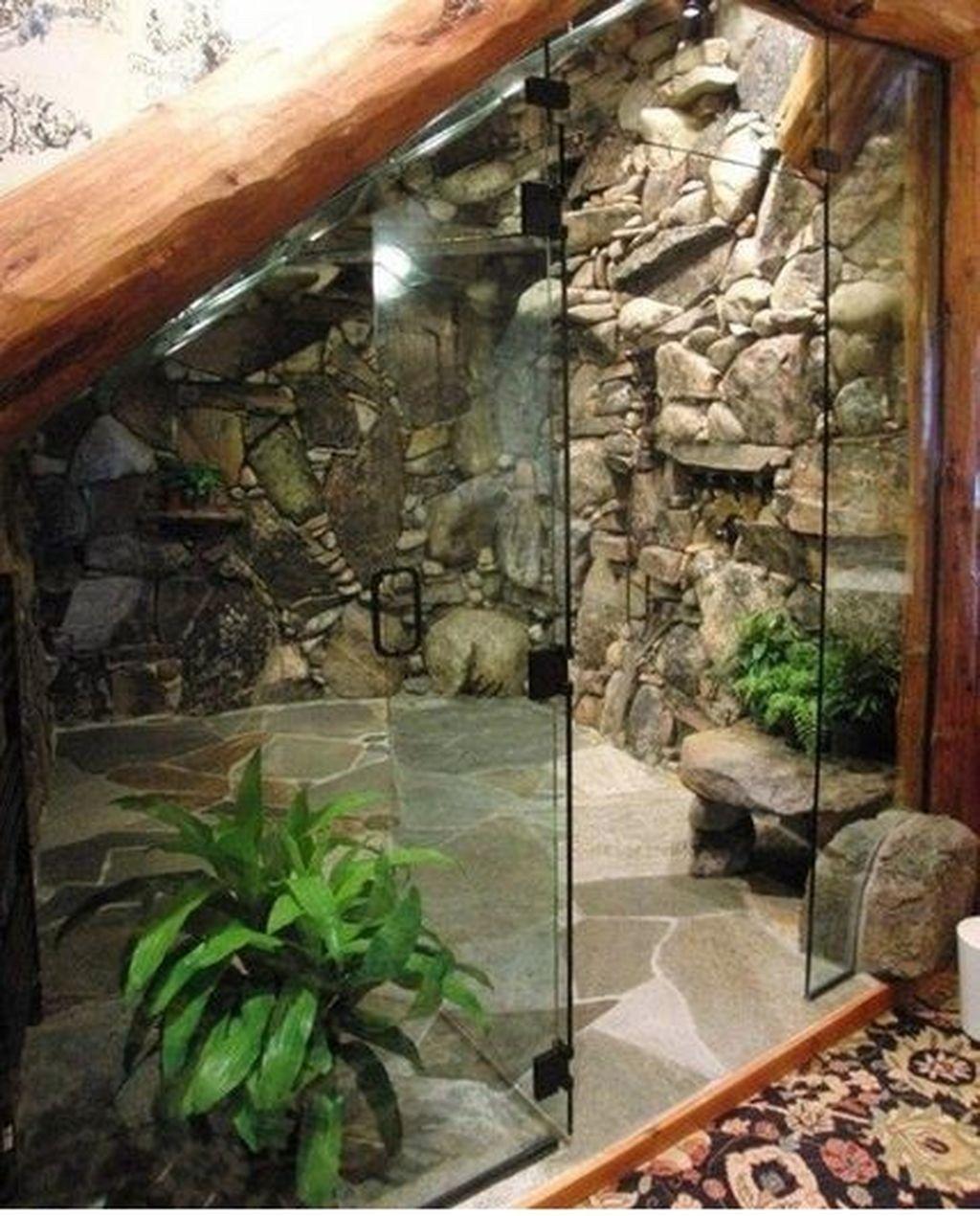 Inspiring Jungle Bathroom Decor Ideas 20