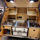 Inspiring RV Kitchen Design And Decor Ideas 06