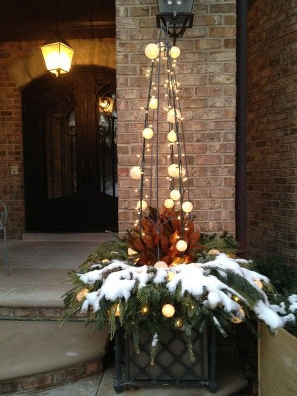 Inspiring Winter Container Gardening Ideas 12