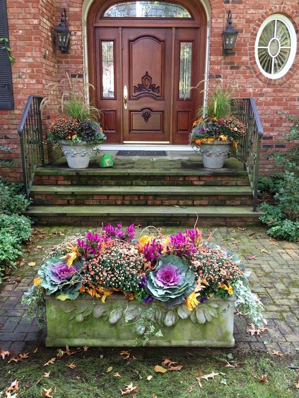 Inspiring Winter Container Gardening Ideas 34