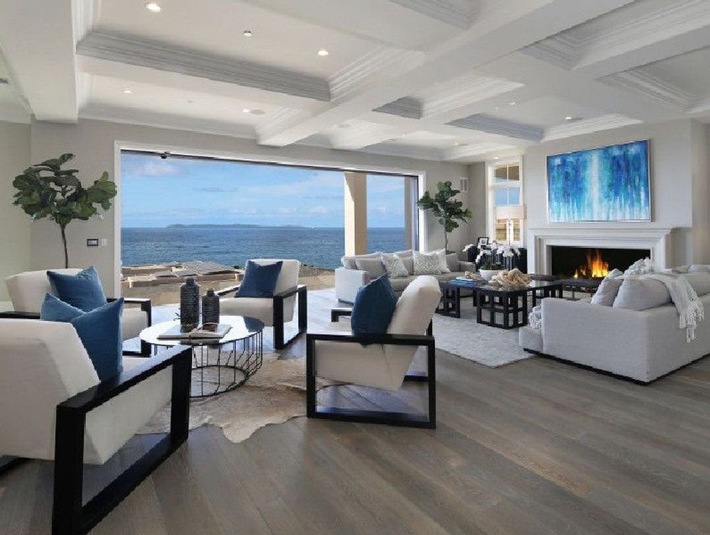 Lovely Capde Cod Living Room Design Ideas 02