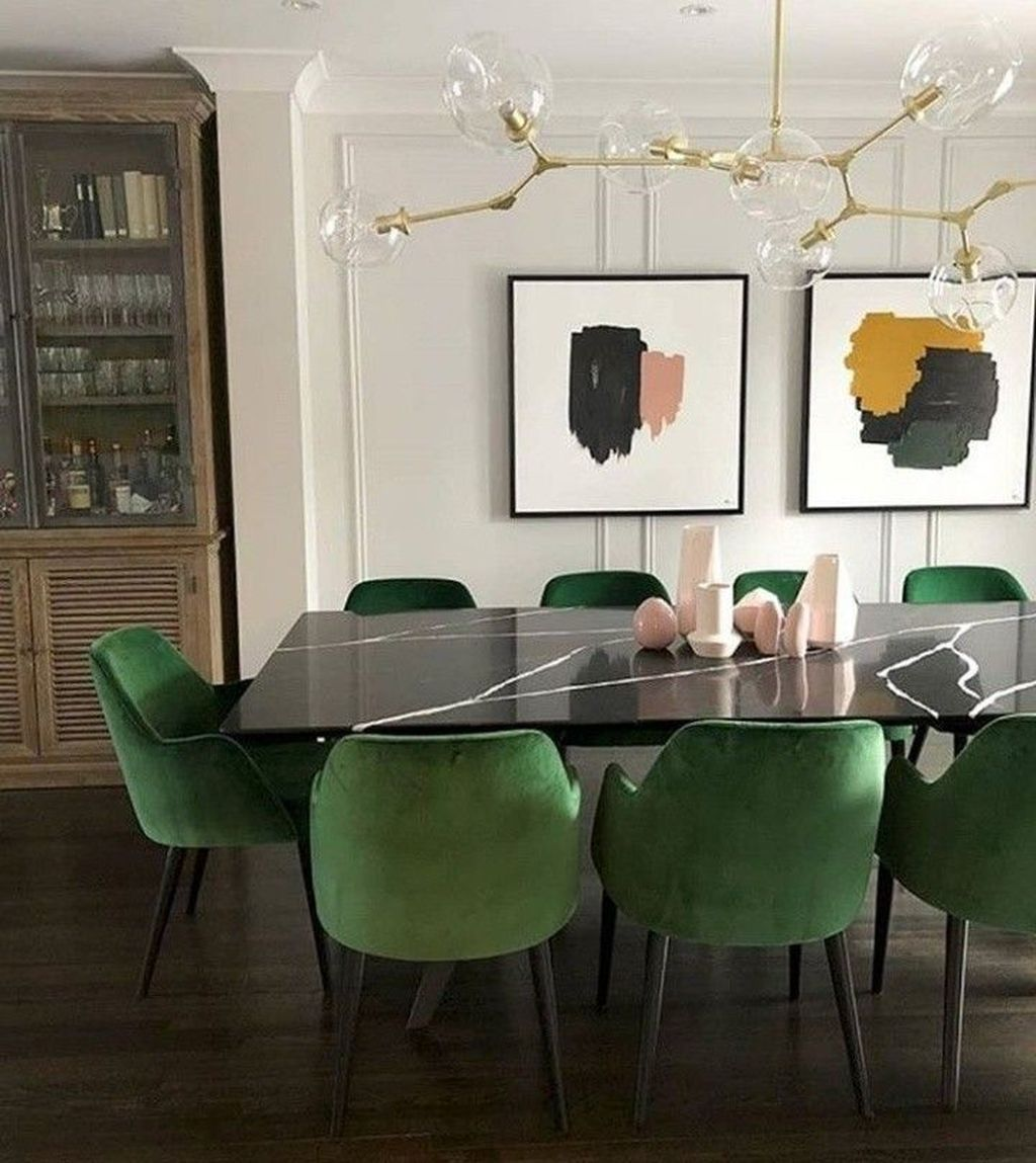 Lovely Family Dining Room Design And Decor Ideas 01