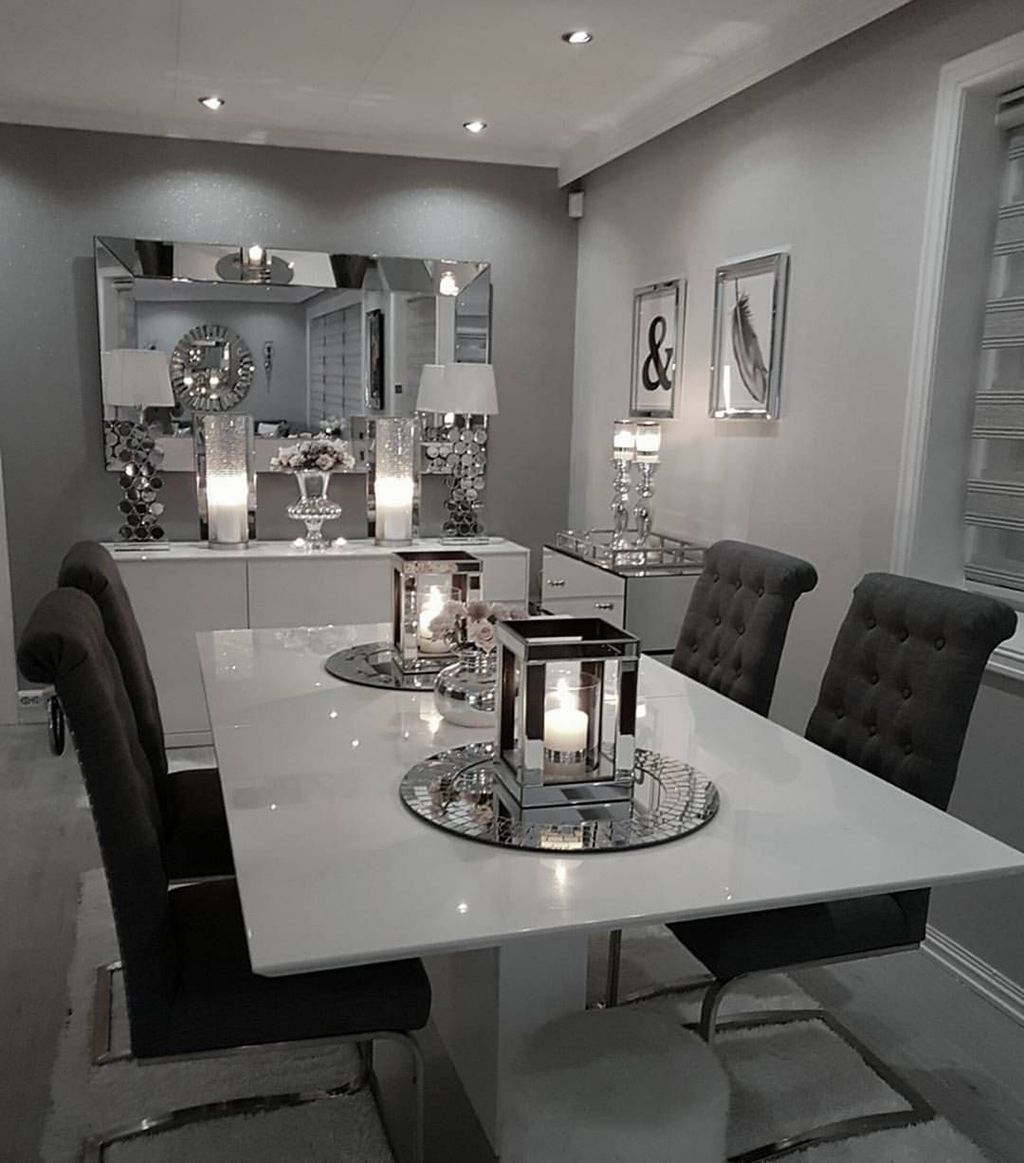 Lovely Family Dining Room Design And Decor Ideas 30