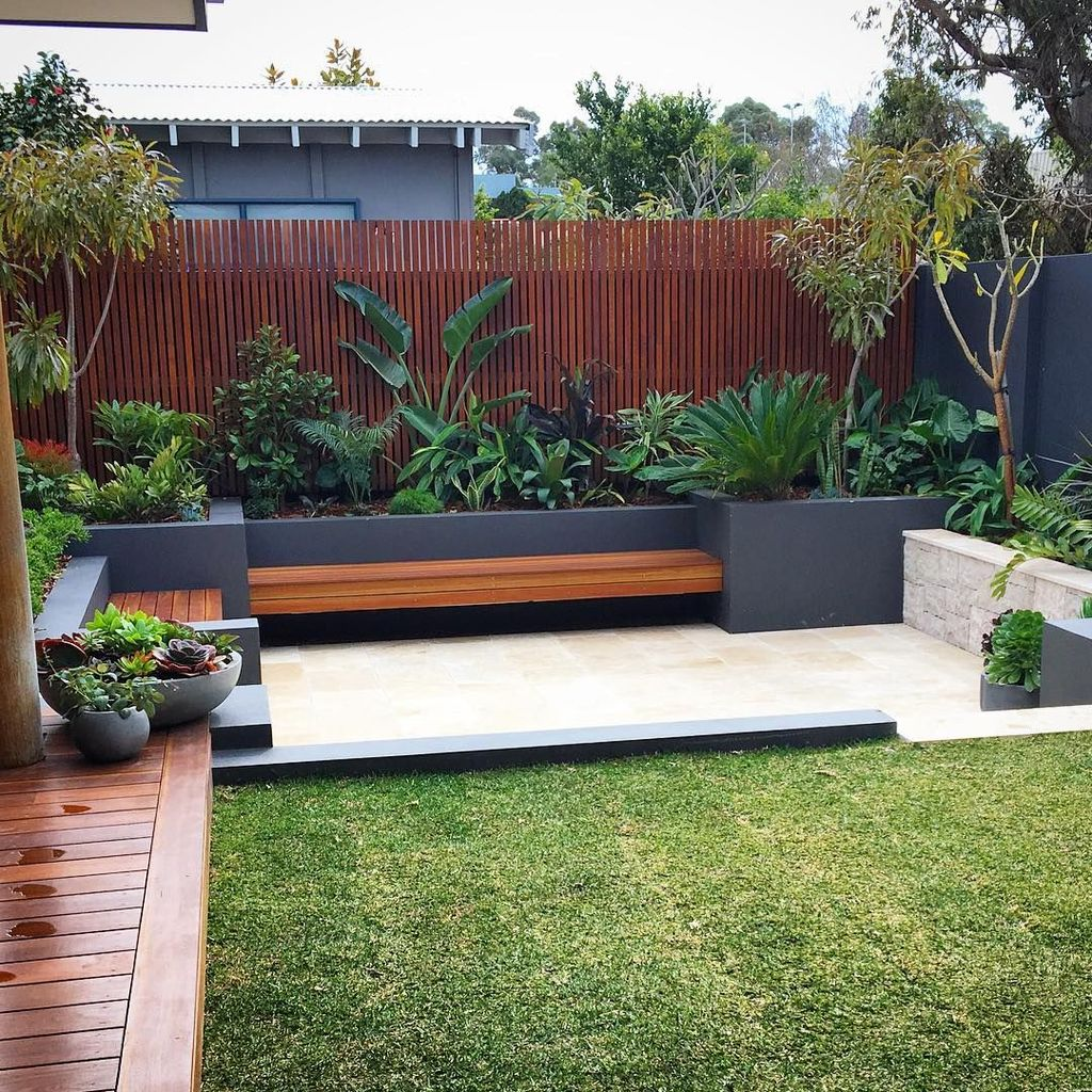 Lovely Small Home Garden Ideas That You Will Want 01