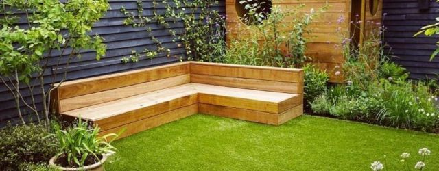 Lovely Small Home Garden Ideas That You Will Want 33