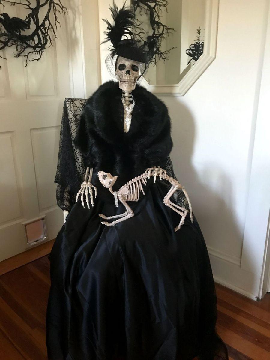 Stunning DIY Halloween Decorations Ideas 18