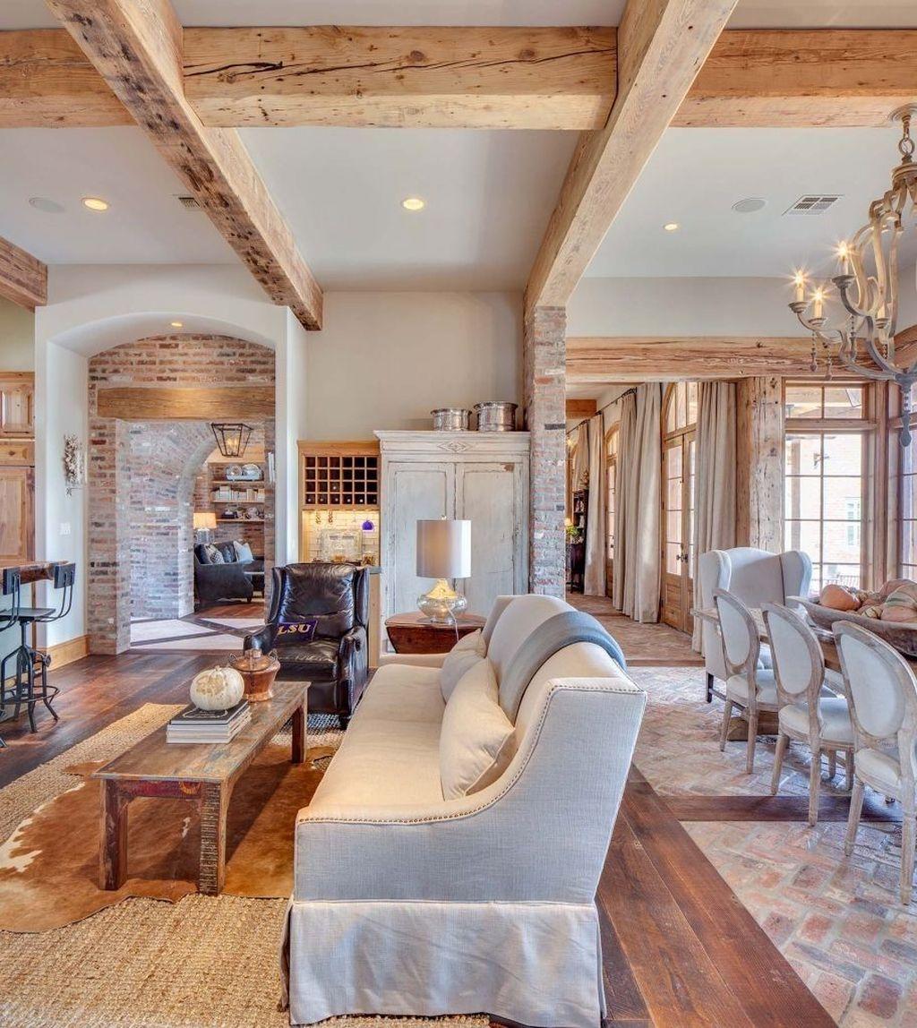 Stunning Farmhouse Interior Design Ideas To Realize Your Dreams 13