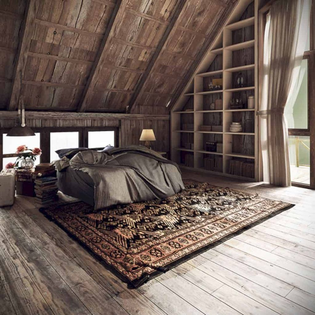 Stunning Rustic Interior Design Ideas That You Will Like 12