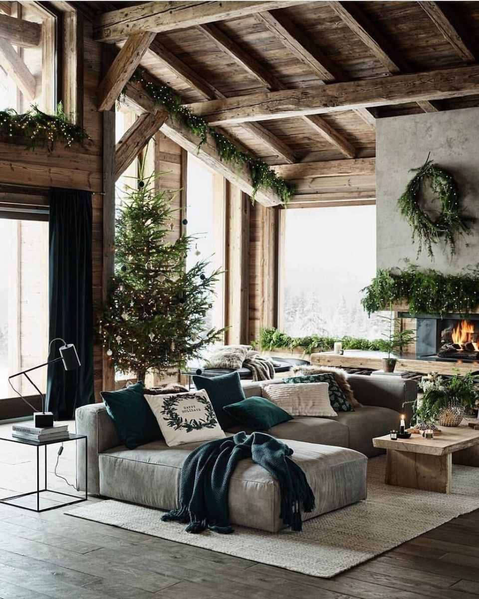 Stunning Rustic Interior Design Ideas That You Will Like 15