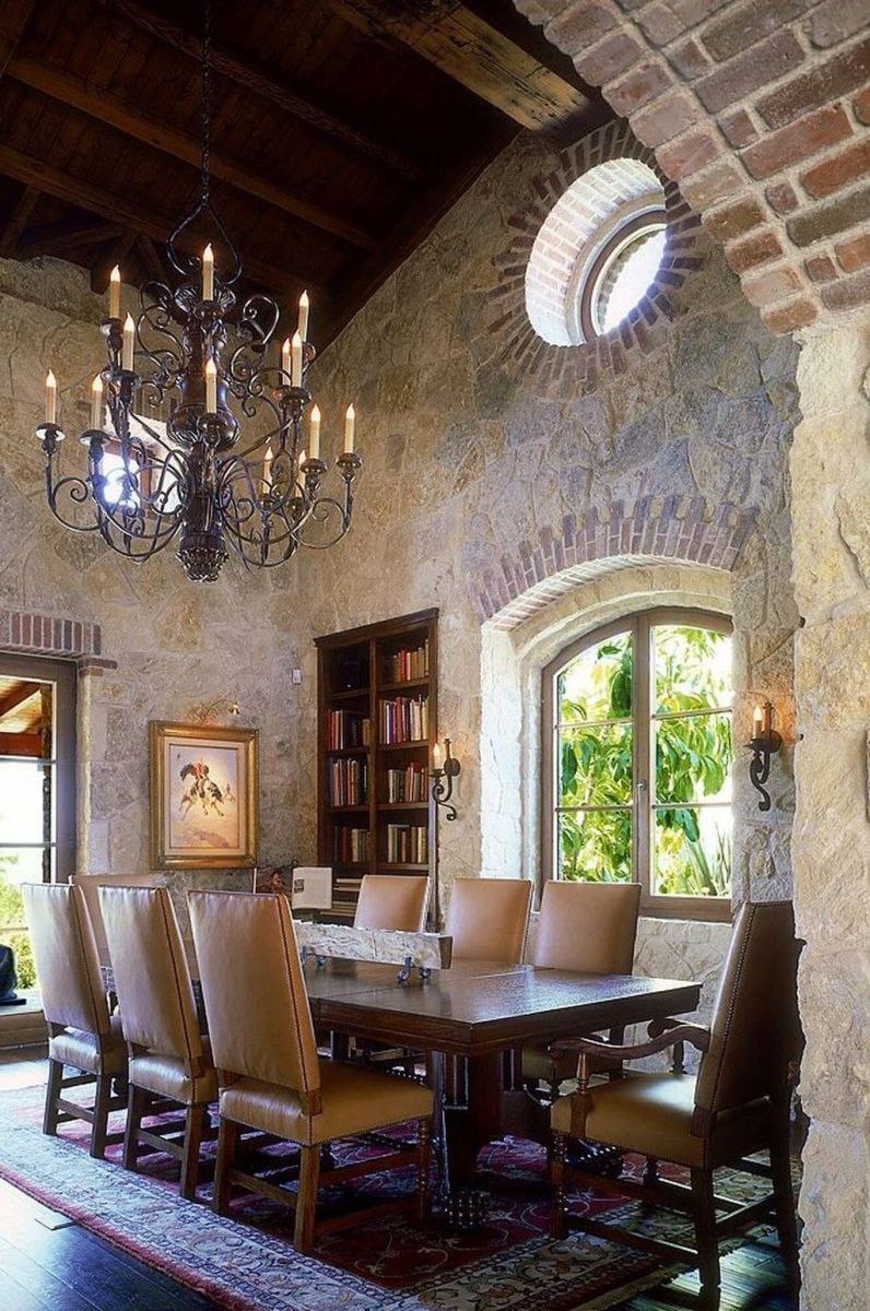 Stunning Rustic Interior Design Ideas That You Will Like 17