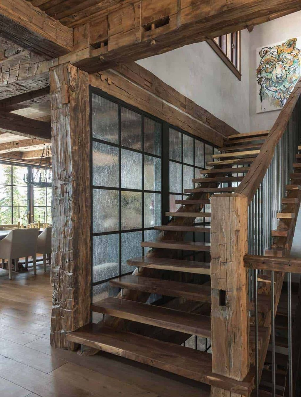 Stunning Rustic Interior Design Ideas That You Will Like 29