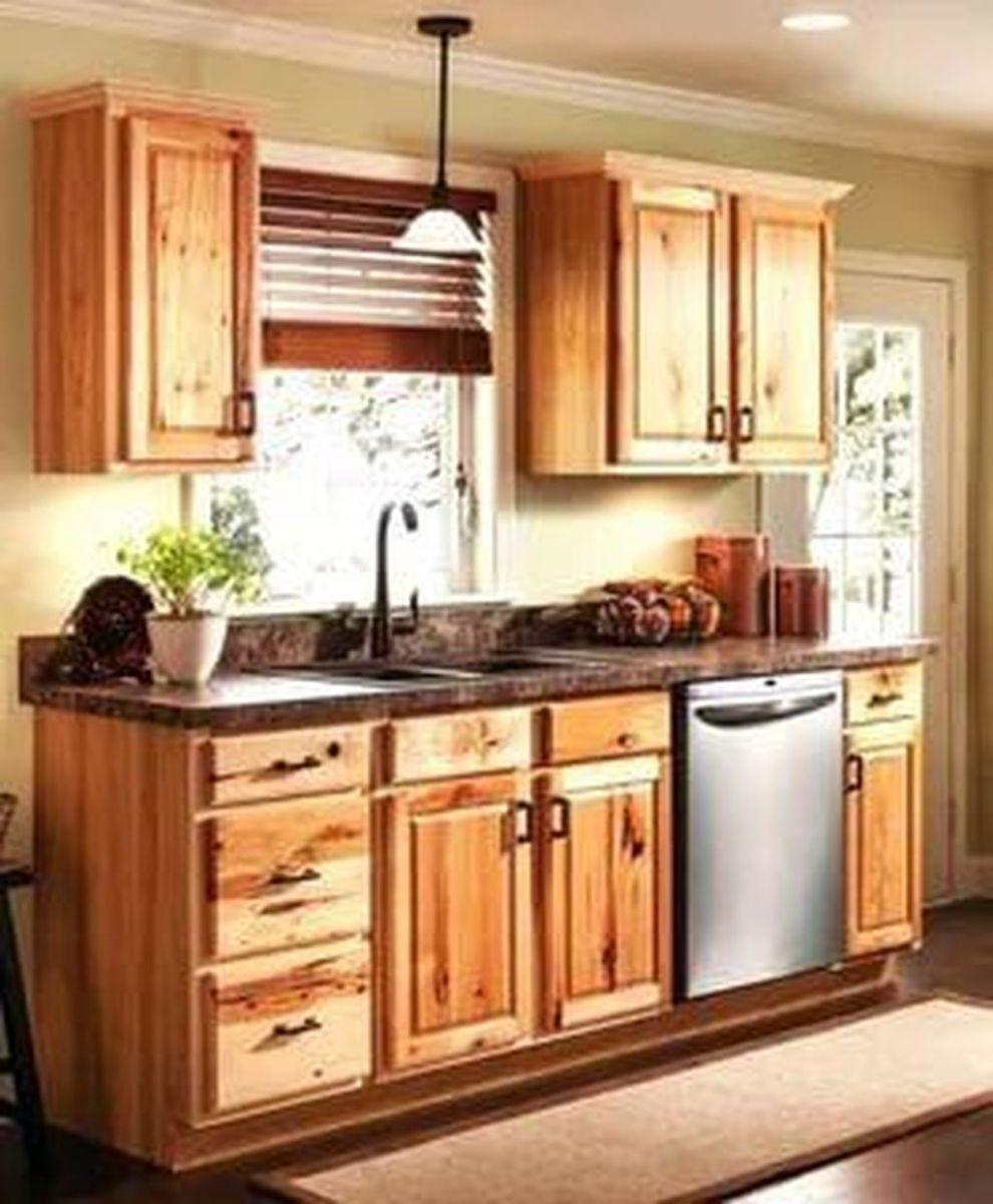 Stunning Rustic Kitchen Design And Decor Ideas 10