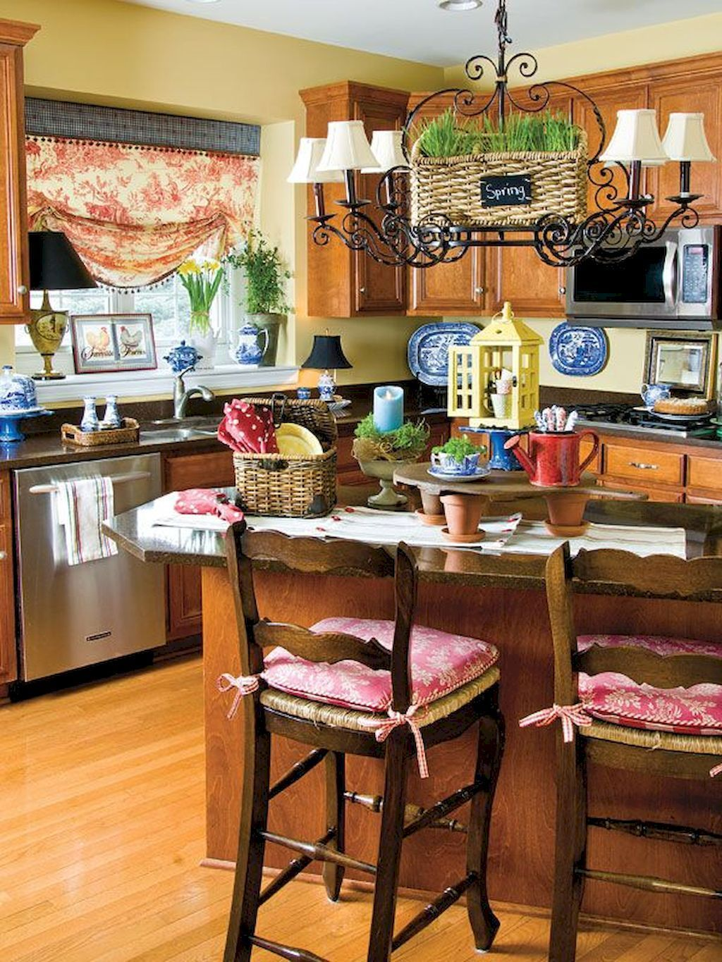 The Best Country Style Interior Design Ideas 02