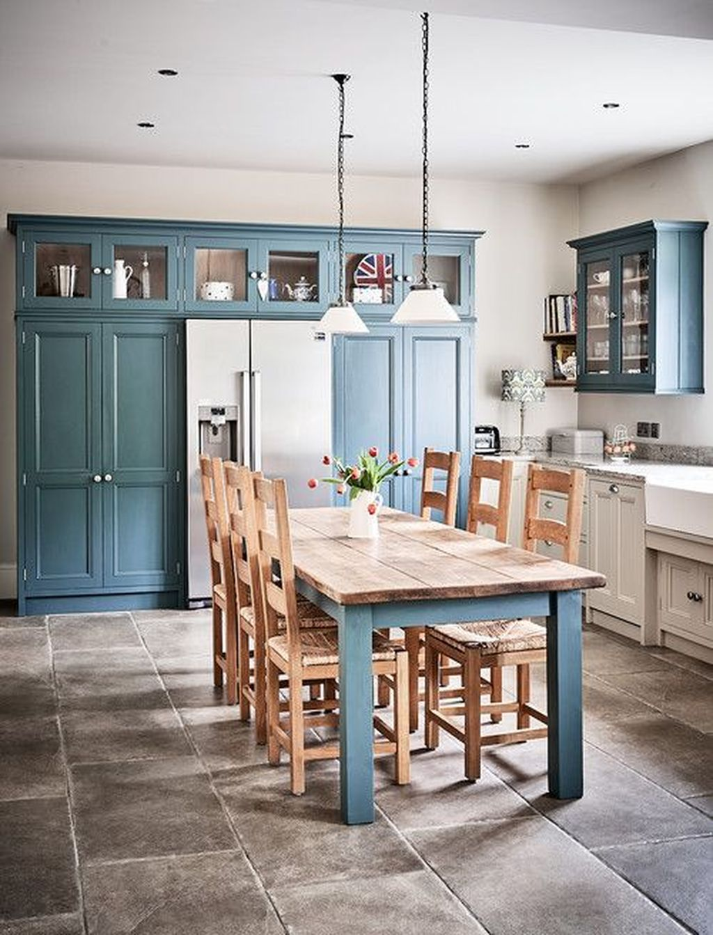 The Best Farmhouse Kitchen Design Ideas For You Try 08