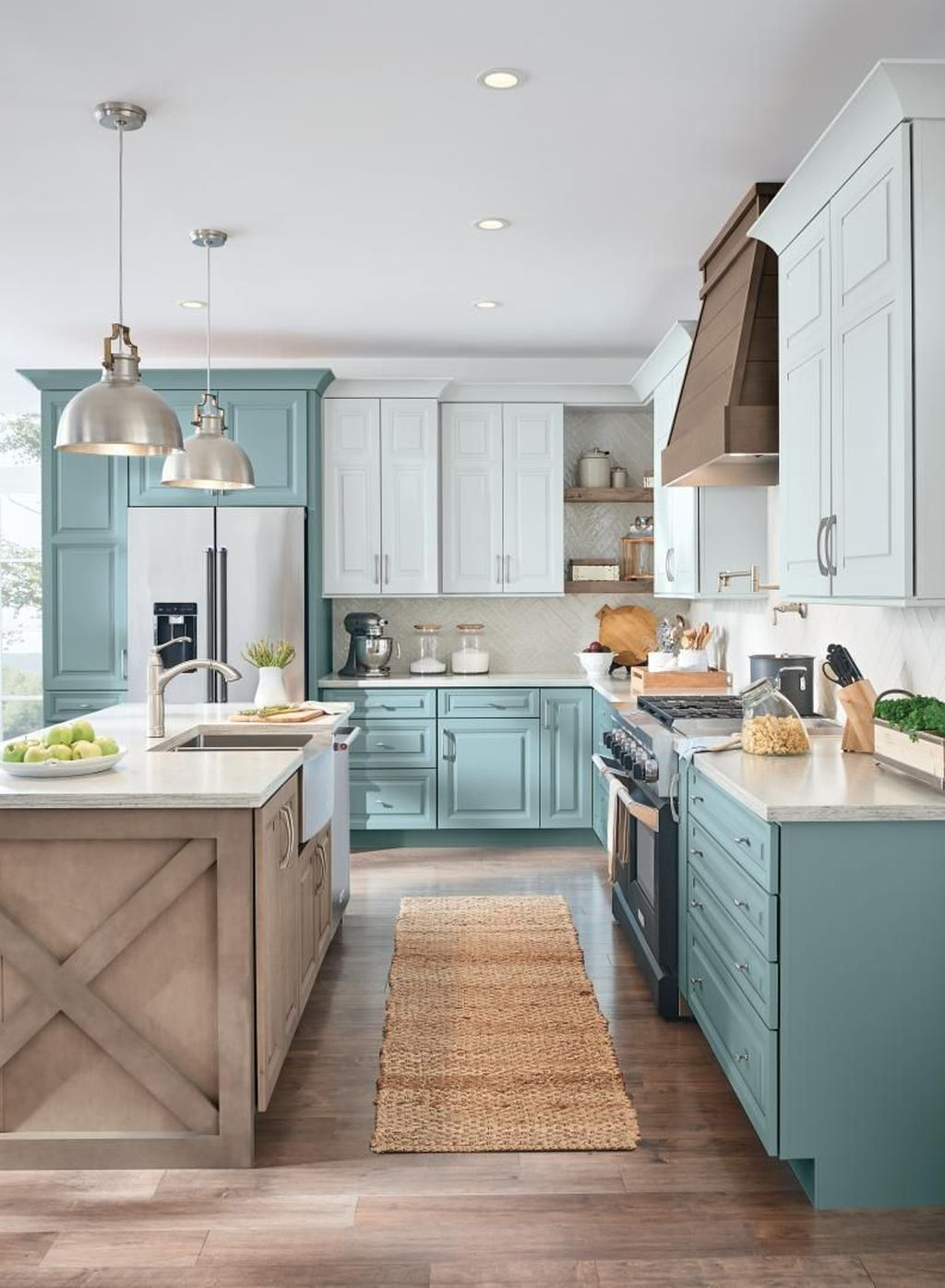 The Best Farmhouse Kitchen Design Ideas For You Try 09