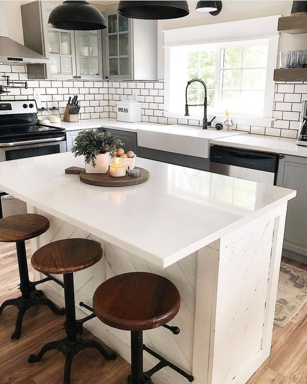 The Best Farmhouse Kitchen Design Ideas For You Try 10