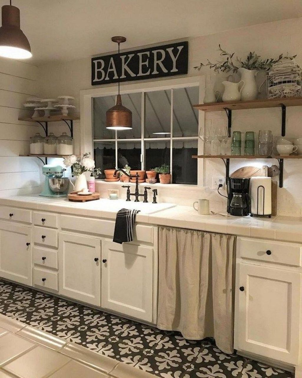 The Best Farmhouse Kitchen Design Ideas For You Try 26
