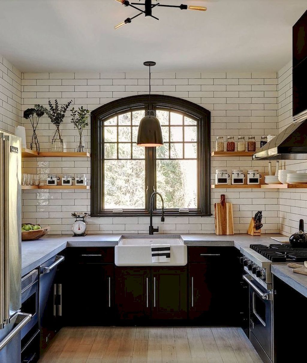 The Best Farmhouse Kitchen Design Ideas For You Try 31