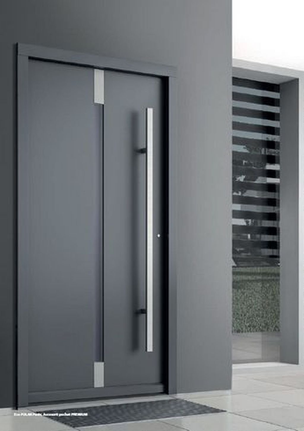 The Best Modern Front Entrance Exterior Design Ideas 32